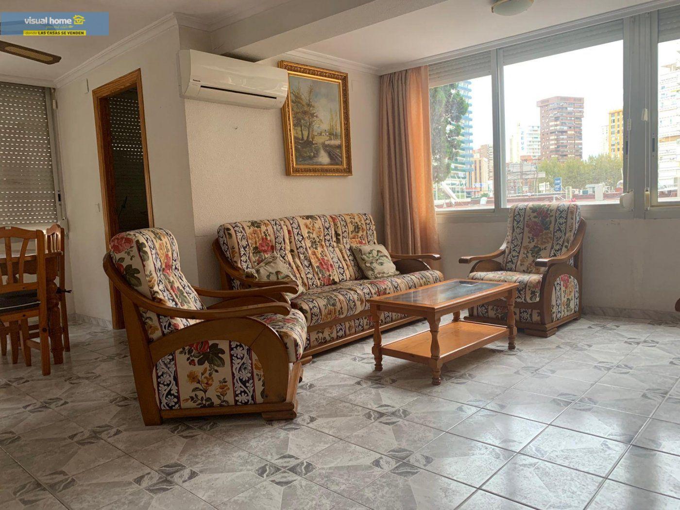 Piso en Benidorm zona Levante de 101 m²