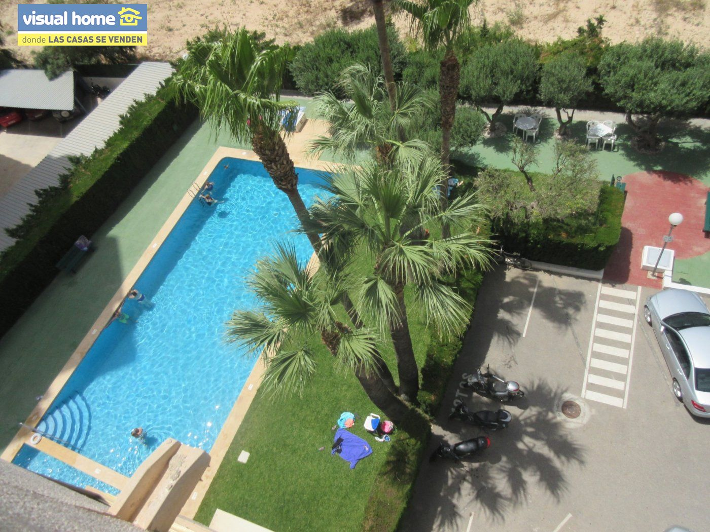 ¡¡¡ Oportunidad !!! Apartamento zona Levante de un dormitorio con parking y piscina