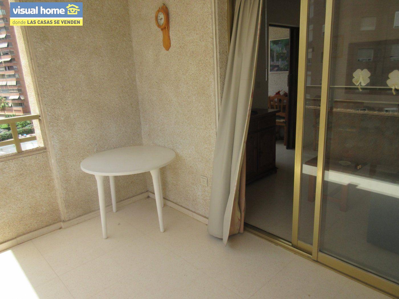 ¡¡¡ Oportunidad !!! Apartamento zona Levante de un dormitorio con parking y piscina 9