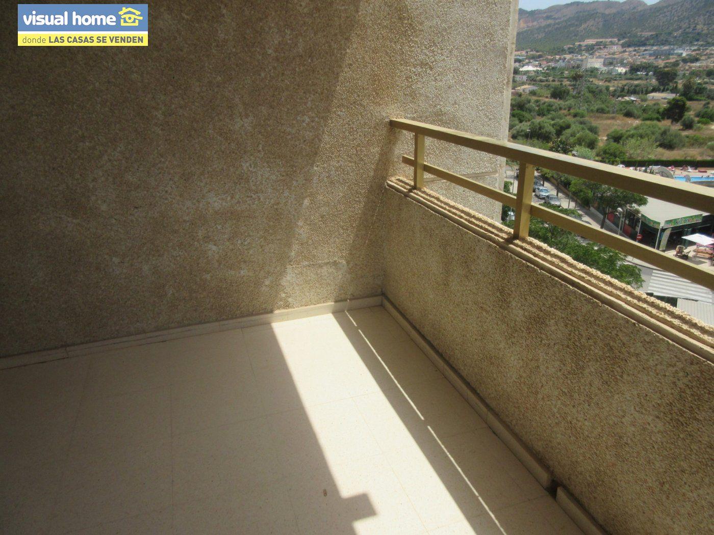 ¡¡¡ Oportunidad !!! Apartamento zona Levante de un dormitorio con parking y piscina 10