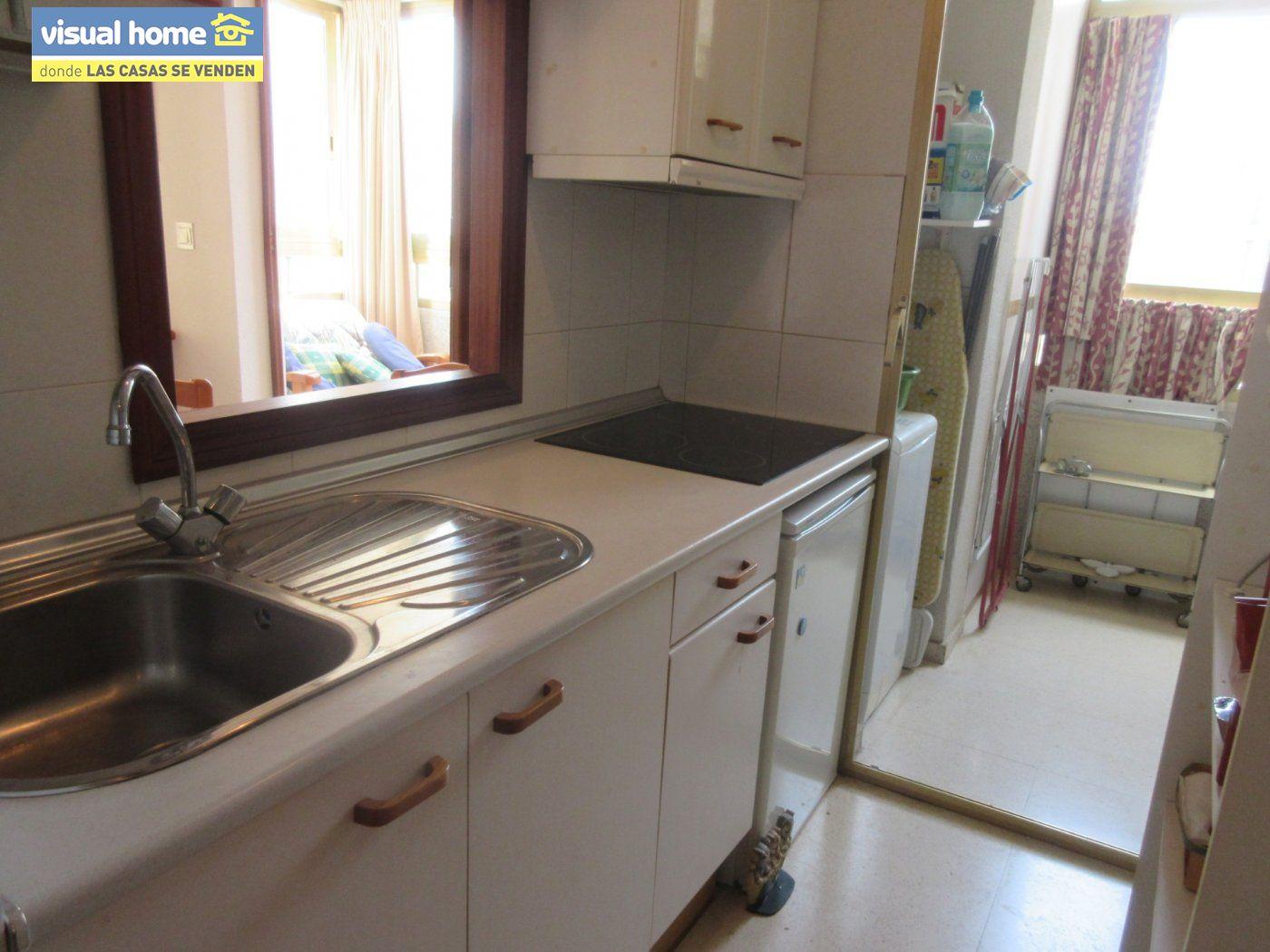 ¡¡¡ Oportunidad !!! Apartamento zona Levante de un dormitorio con parking y piscina 11