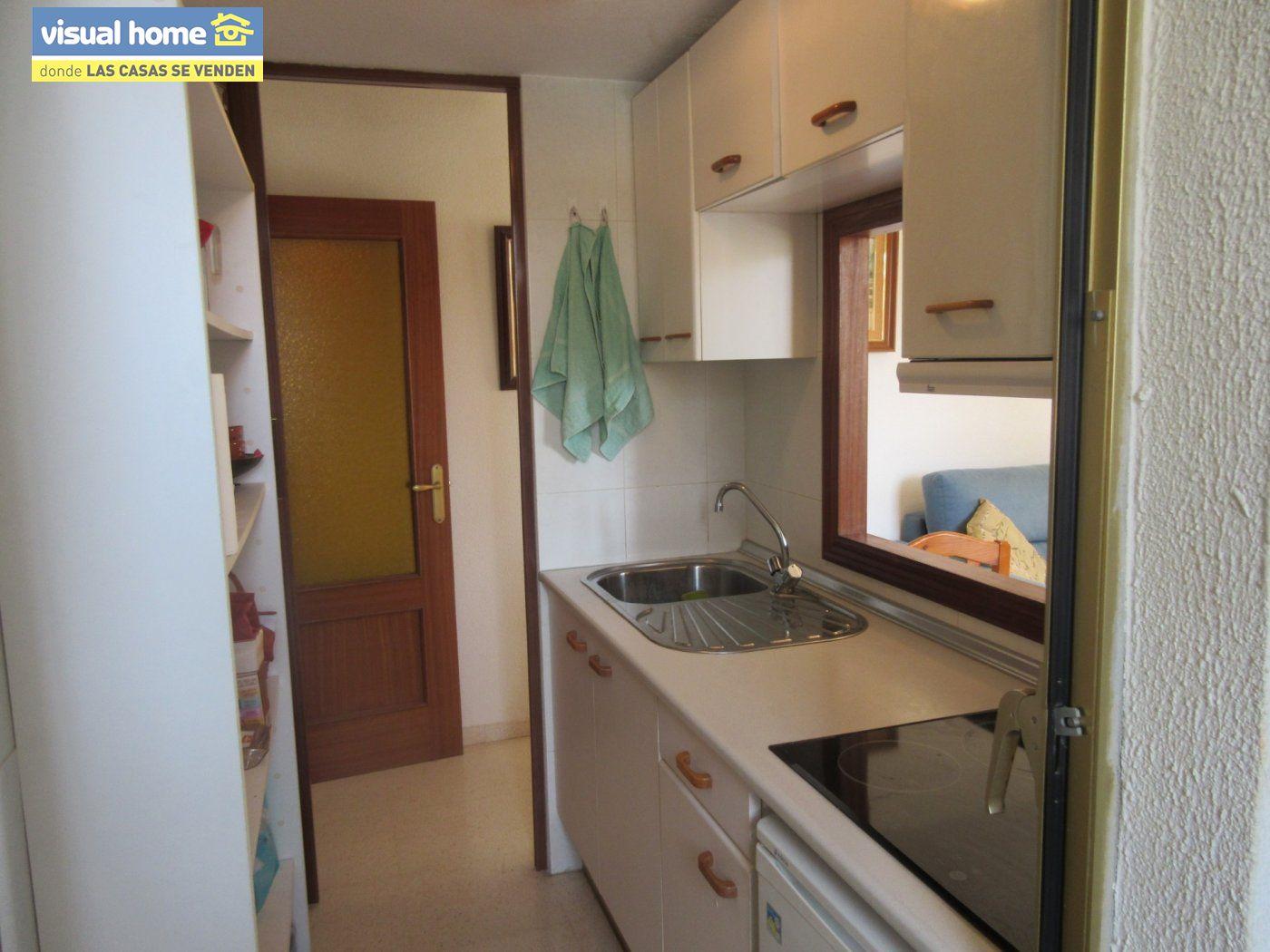 ¡¡¡ Oportunidad !!! Apartamento zona Levante de un dormitorio con parking y piscina 12