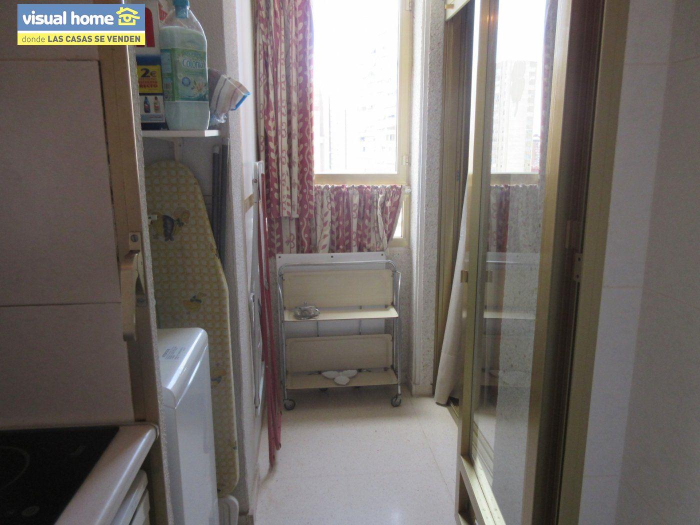 ¡¡¡ Oportunidad !!! Apartamento zona Levante de un dormitorio con parking y piscina 13