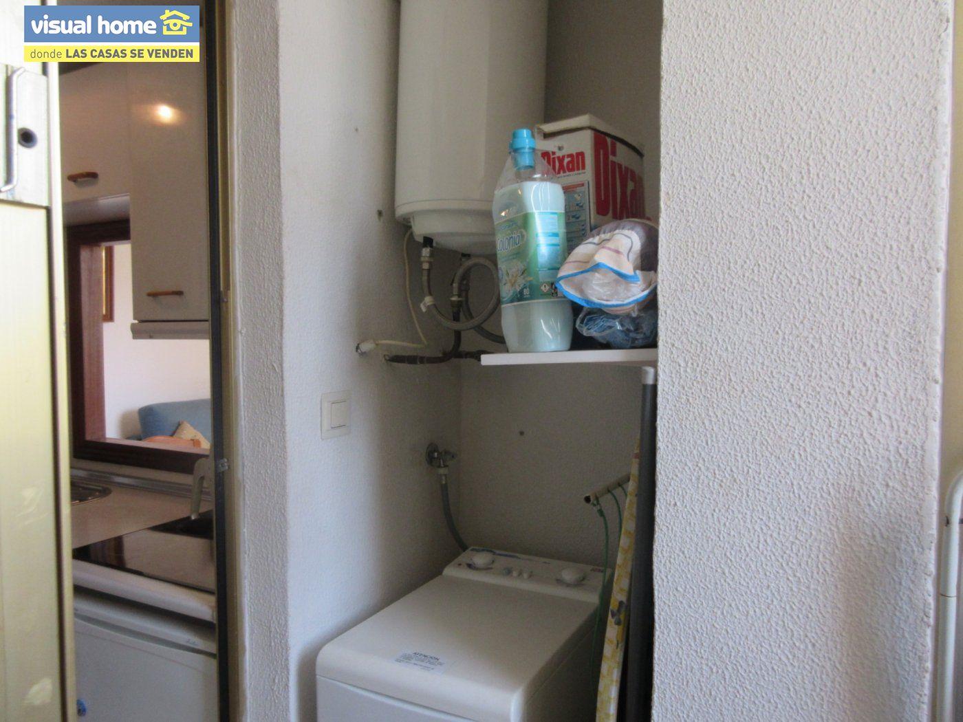 ¡¡¡ Oportunidad !!! Apartamento zona Levante de un dormitorio con parking y piscina 14