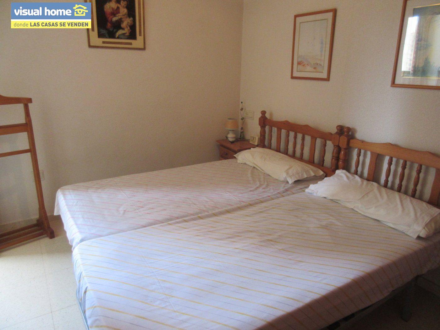 ¡¡¡ Oportunidad !!! Apartamento zona Levante de un dormitorio con parking y piscina 15