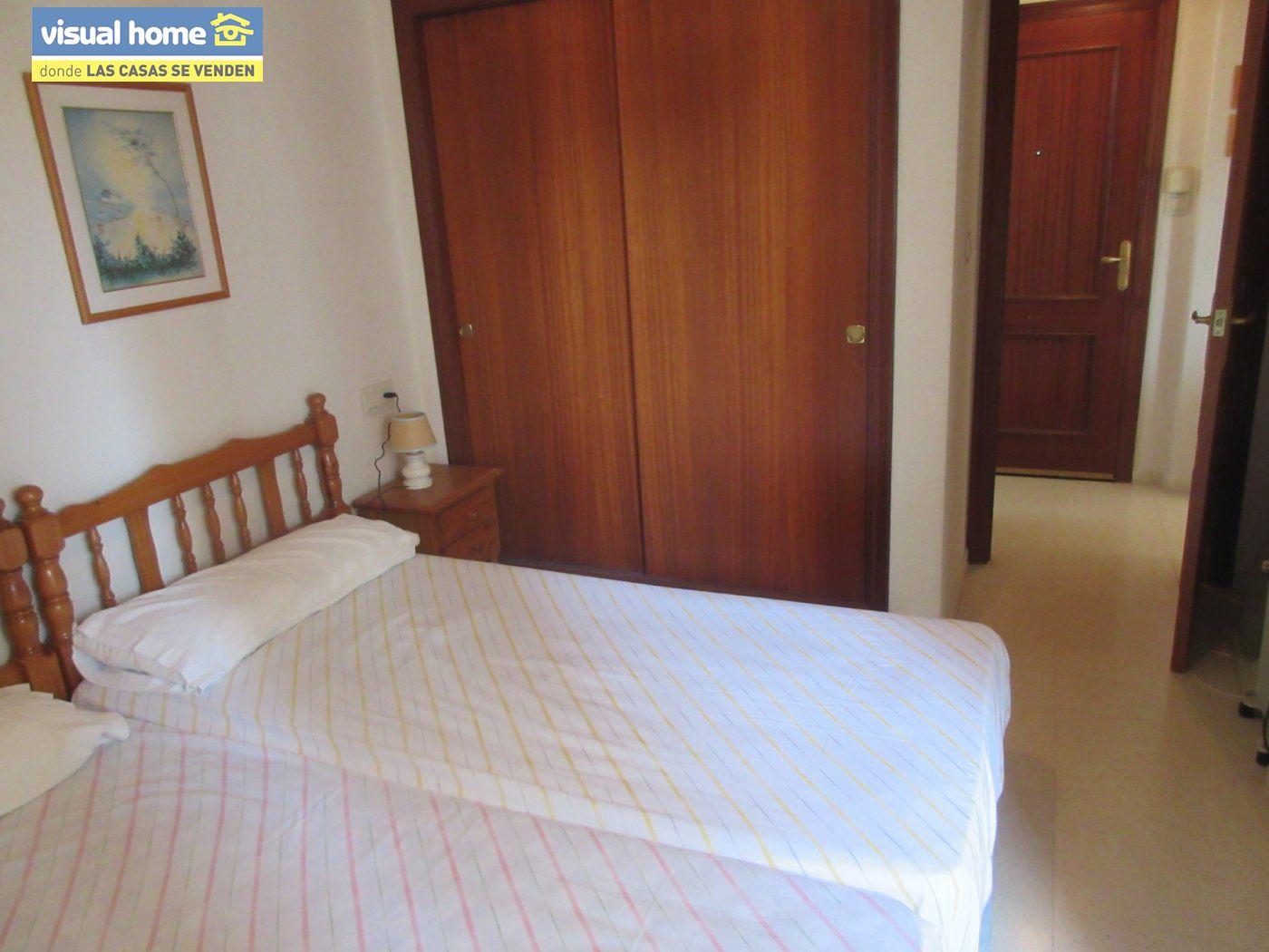 ¡¡¡ Oportunidad !!! Apartamento zona Levante de un dormitorio con parking y piscina 16