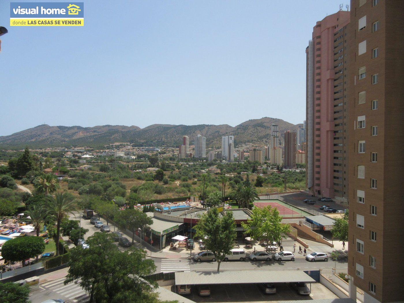 ¡¡¡ Oportunidad !!! Apartamento zona Levante de un dormitorio con parking y piscina 1