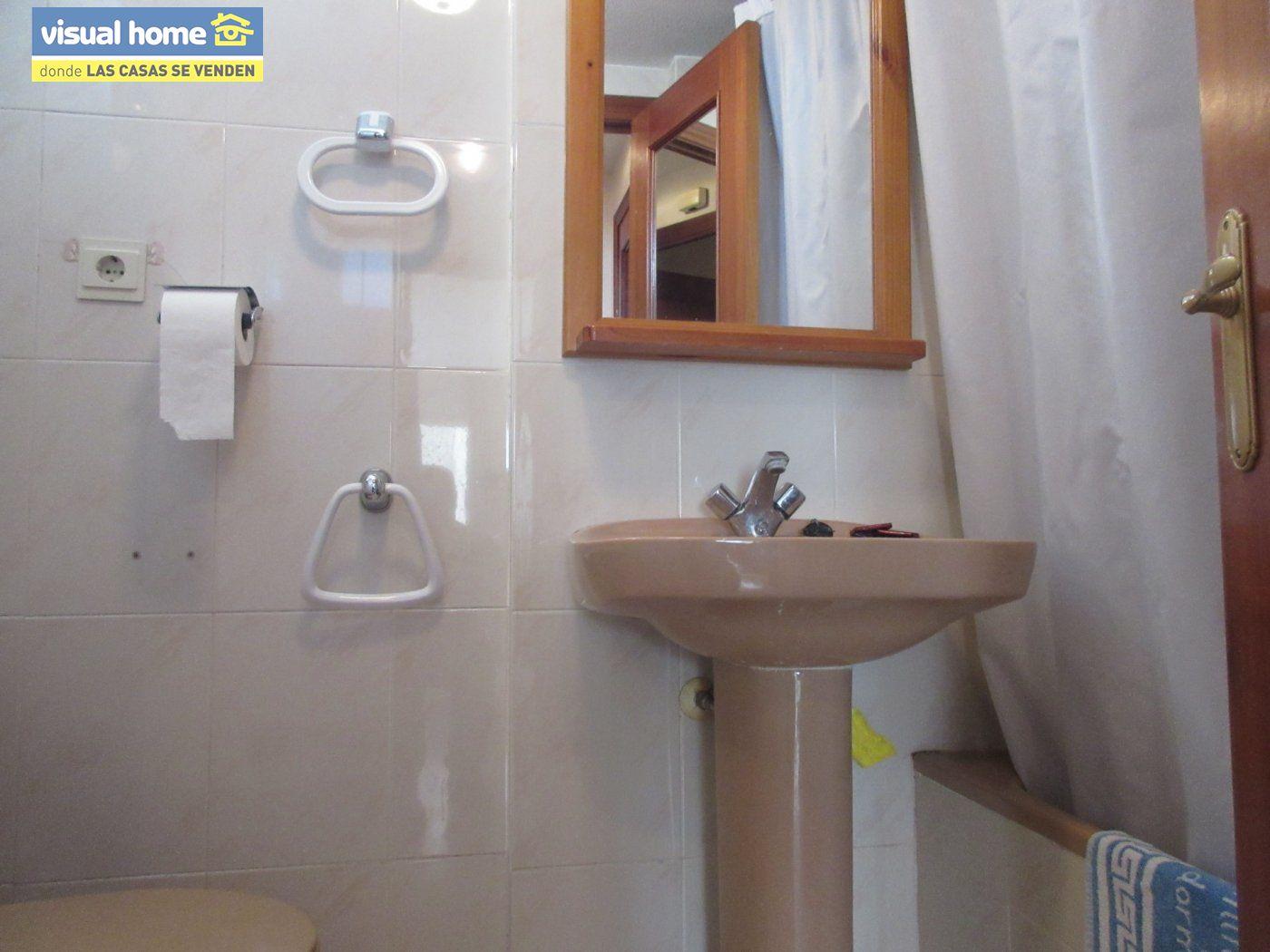 ¡¡¡ Oportunidad !!! Apartamento zona Levante de un dormitorio con parking y piscina 20