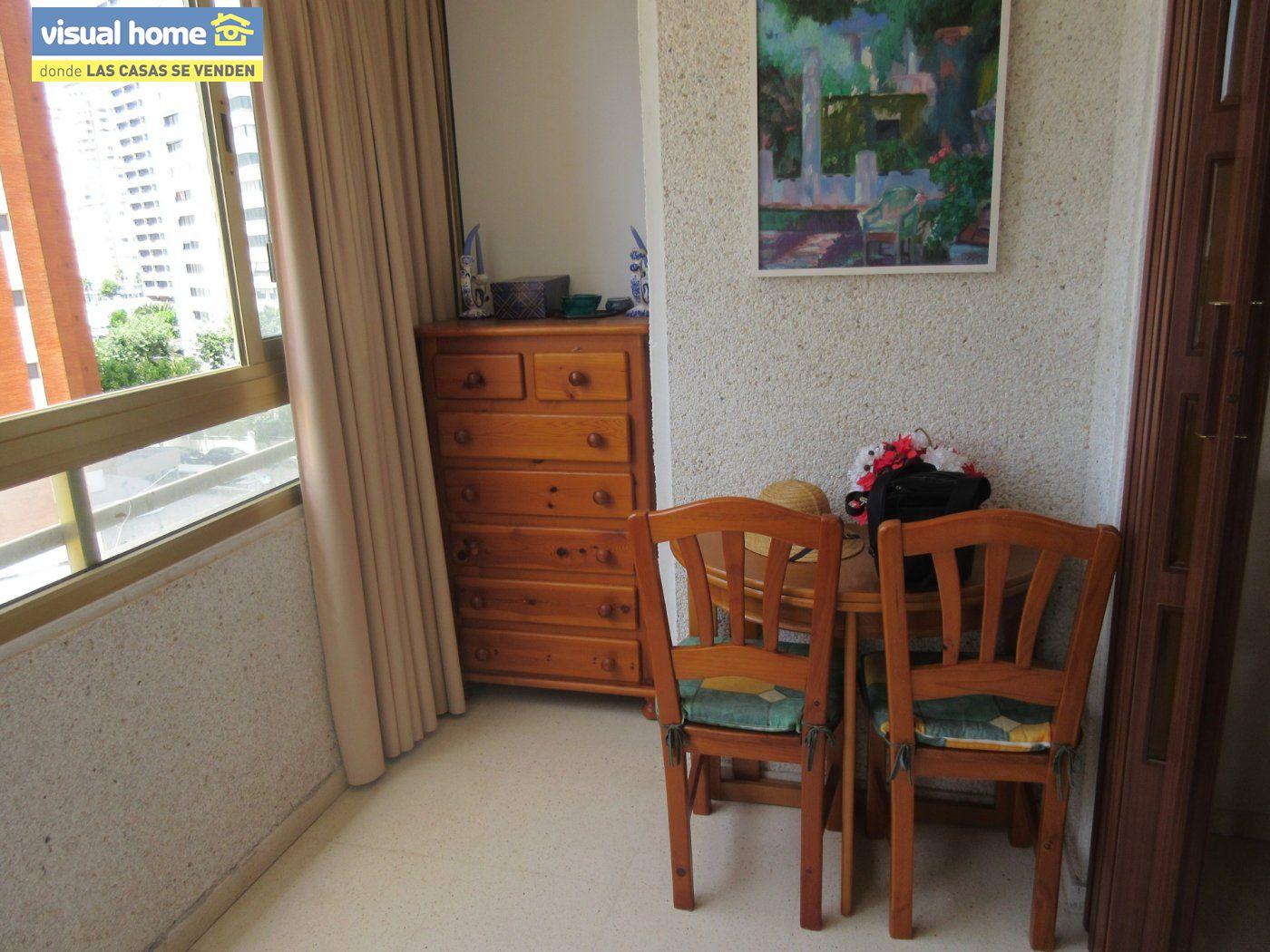 ¡¡¡ Oportunidad !!! Apartamento zona Levante de un dormitorio con parking y piscina 21