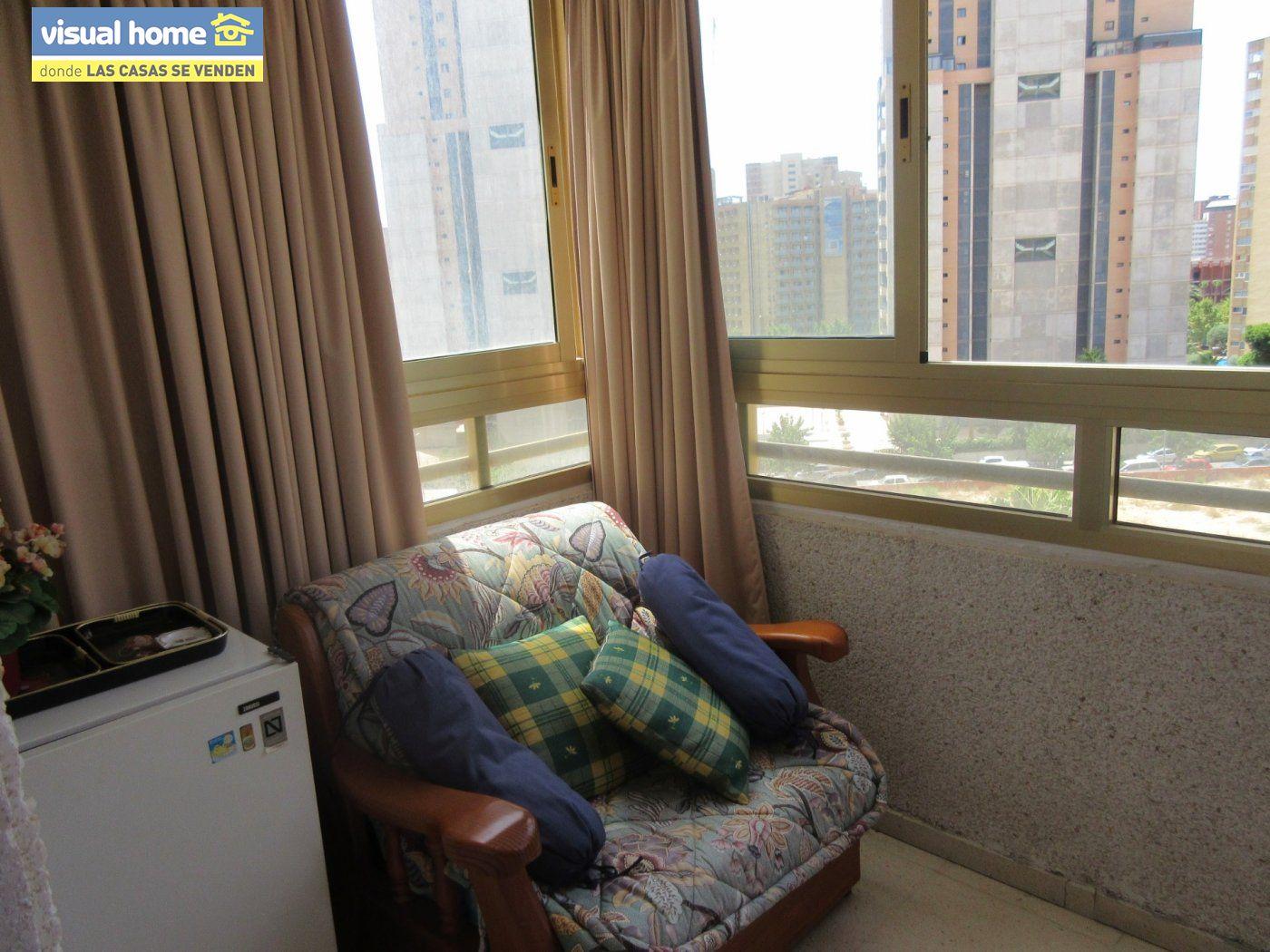 ¡¡¡ Oportunidad !!! Apartamento zona Levante de un dormitorio con parking y piscina 23