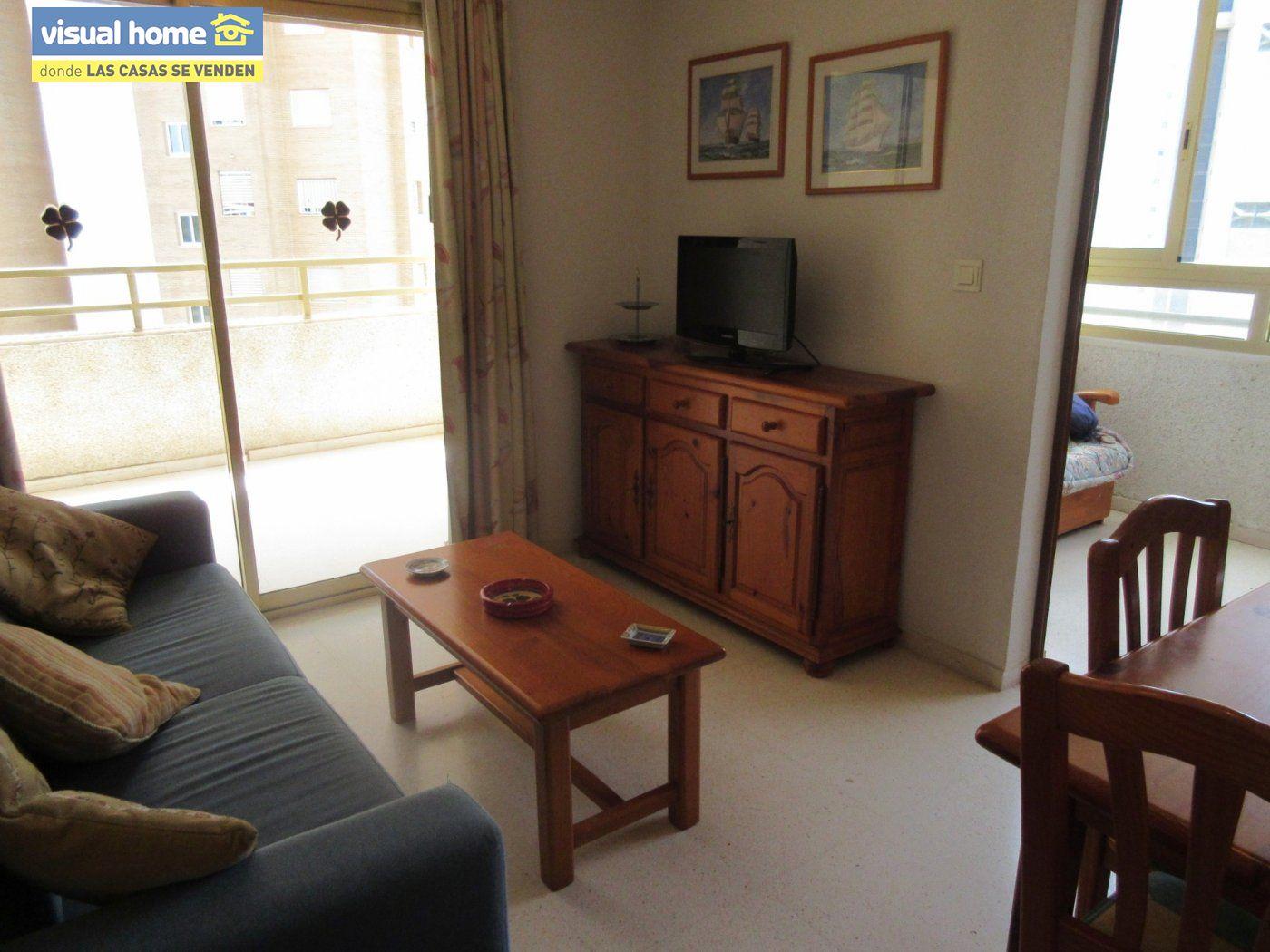 ¡¡¡ Oportunidad !!! Apartamento zona Levante de un dormitorio con parking y piscina 25