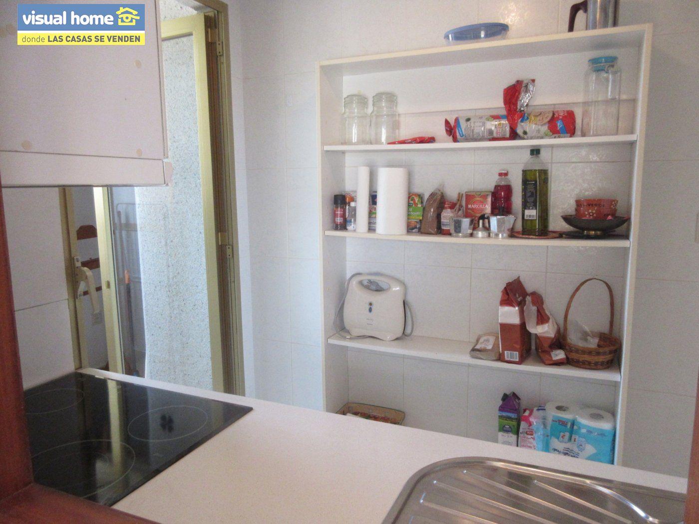 ¡¡¡ Oportunidad !!! Apartamento zona Levante de un dormitorio con parking y piscina 26