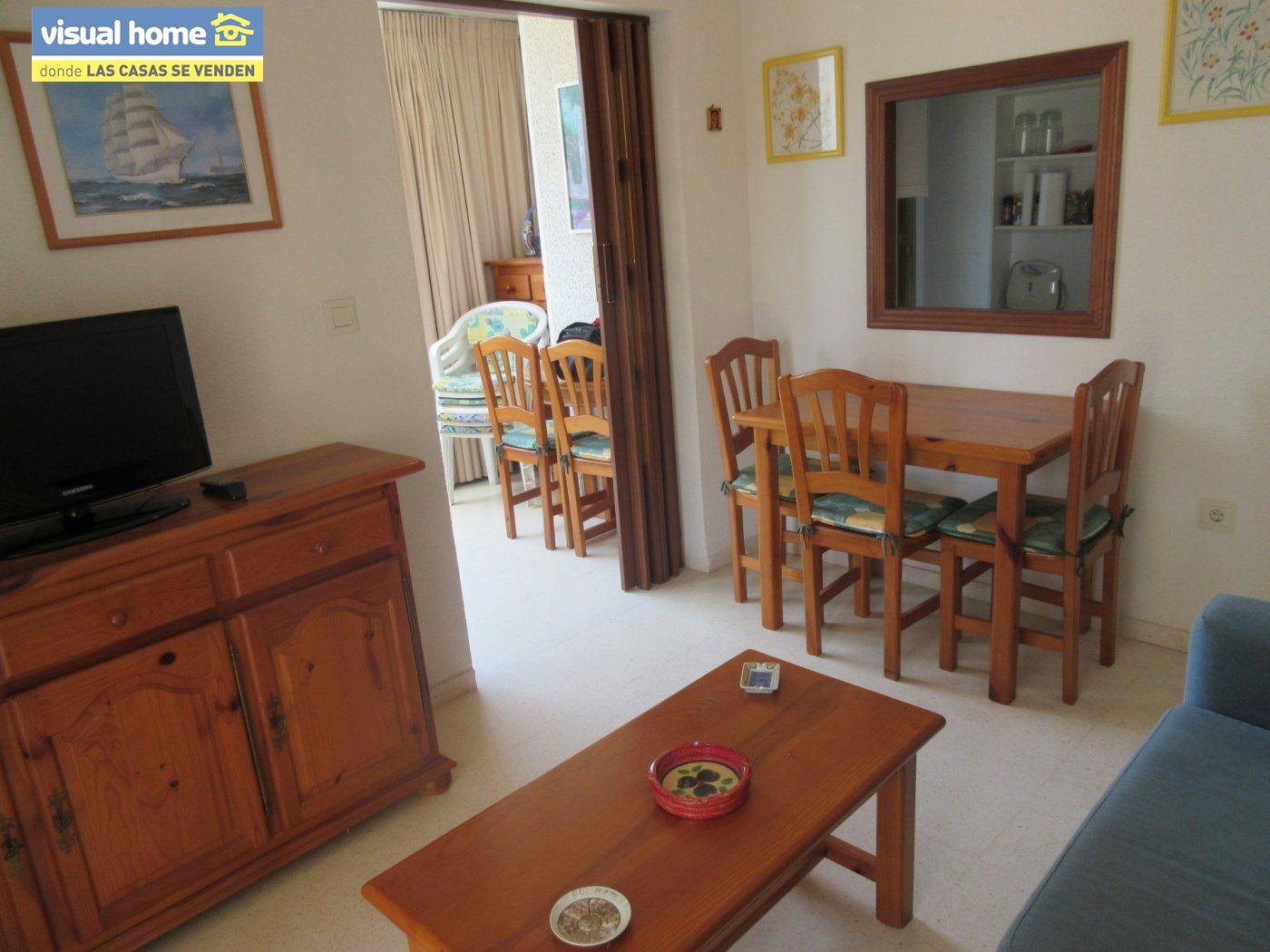 ¡¡¡ Oportunidad !!! Apartamento zona Levante de un dormitorio con parking y piscina 2