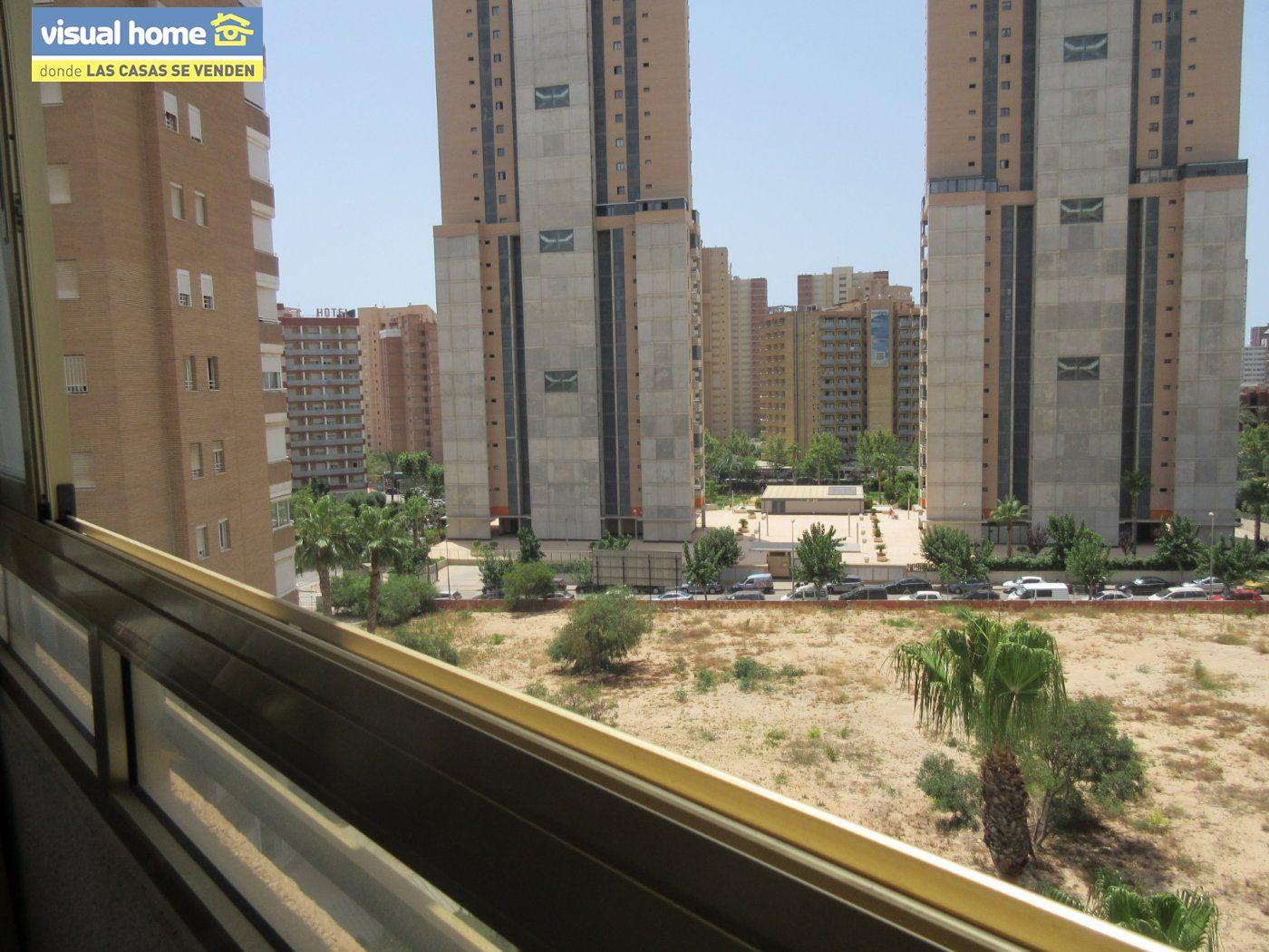¡¡¡ Oportunidad !!! Apartamento zona Levante de un dormitorio con parking y piscina 29