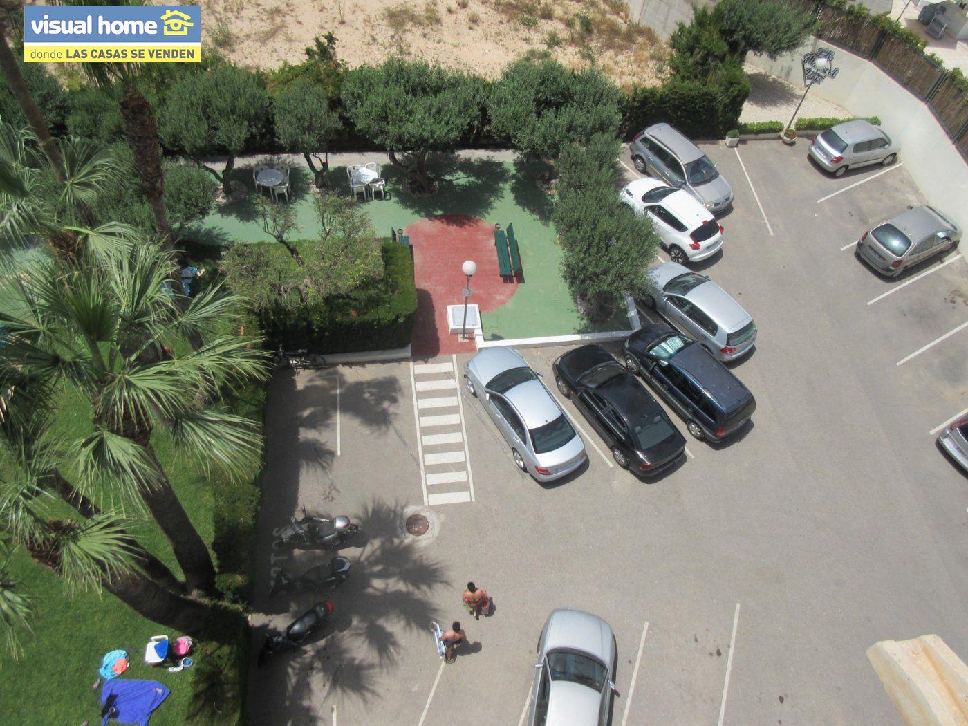 ¡¡¡ Oportunidad !!! Apartamento zona Levante de un dormitorio con parking y piscina 31