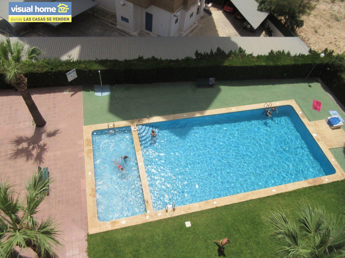 ¡¡¡ Oportunidad !!! Apartamento zona Levante de un dormitorio con parking y piscina 7