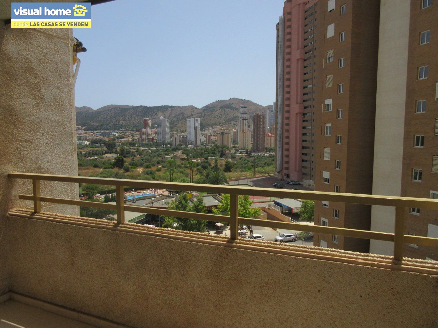 ¡¡¡ Oportunidad !!! Apartamento zona Levante de un dormitorio con parking y piscina 8