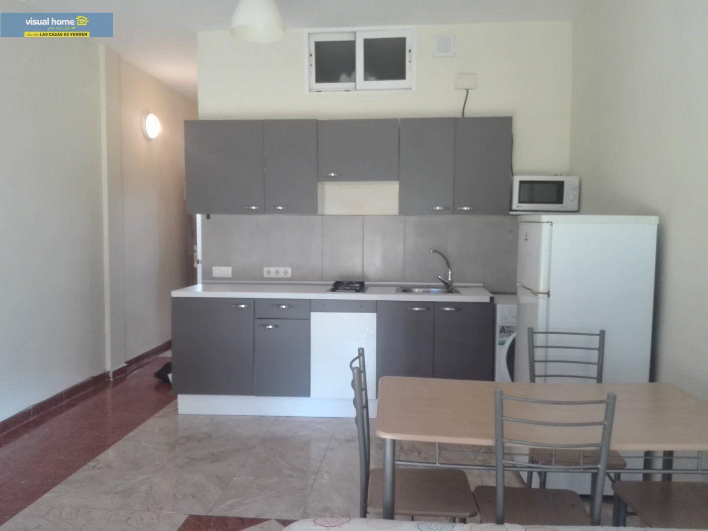 Apartamento en Benidorm zona Juzgados de 42 m²