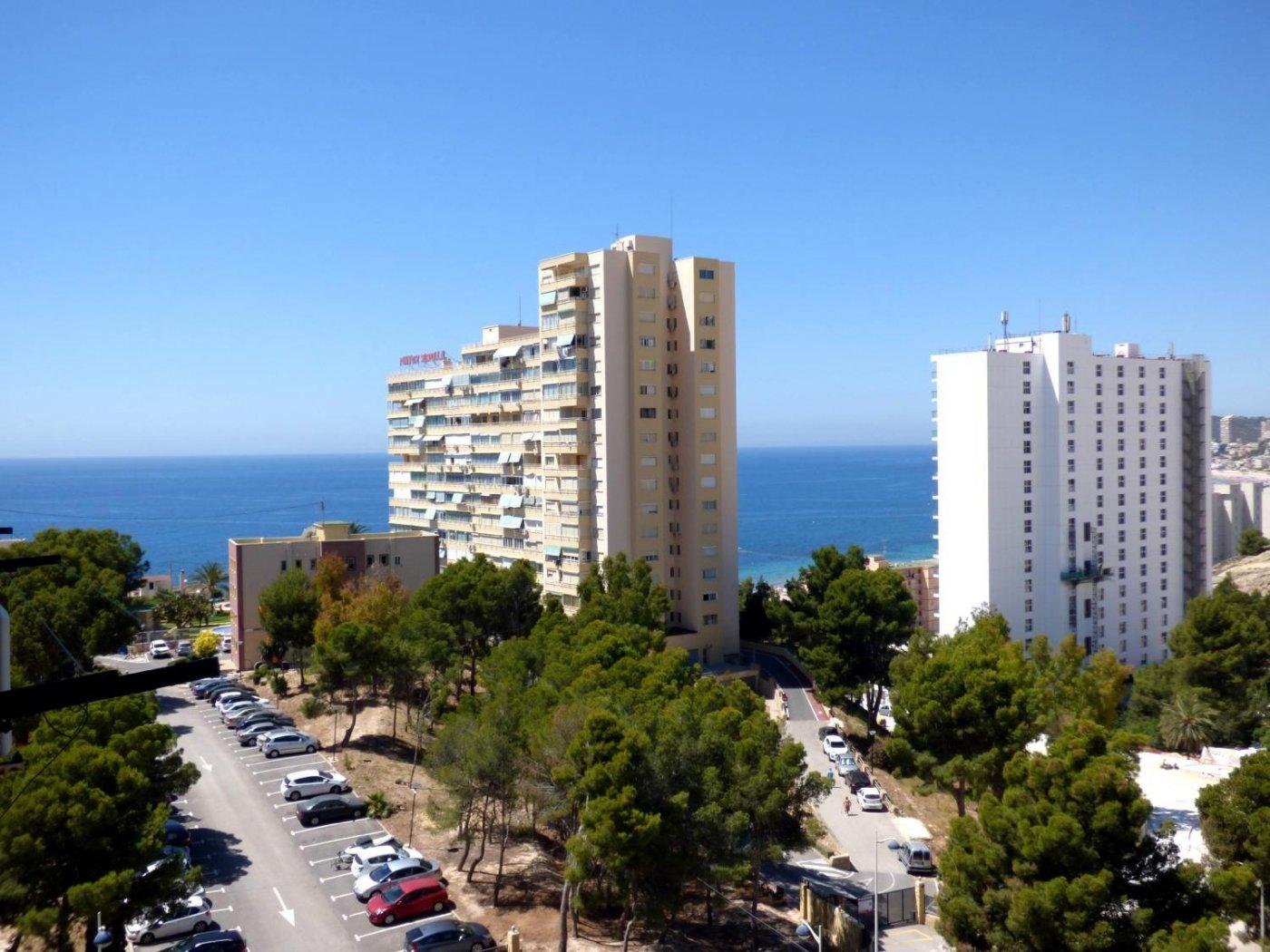 Apartamento en Benidorm zona Poniente de 47 m²