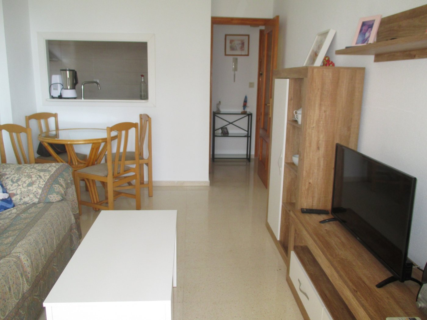Apartamento en Benidorm zona Cala de Benidorm de 45 m²