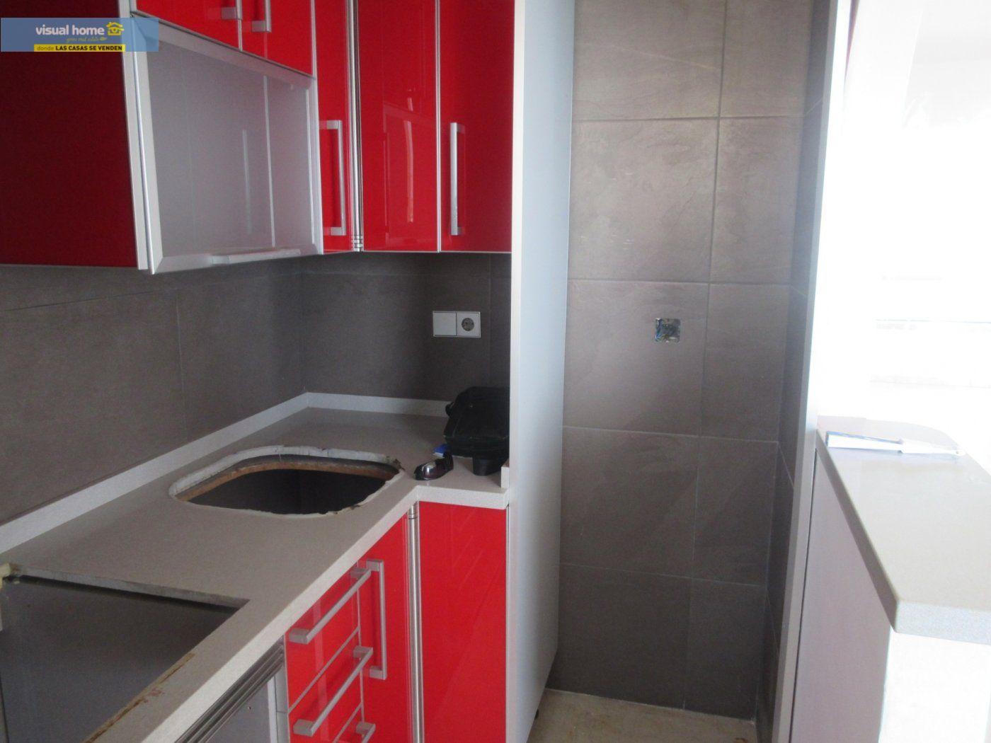 Apartamento de 1 dormitorio con espectaculares vistas  en 1ª linea de playa con parking y piscina 27