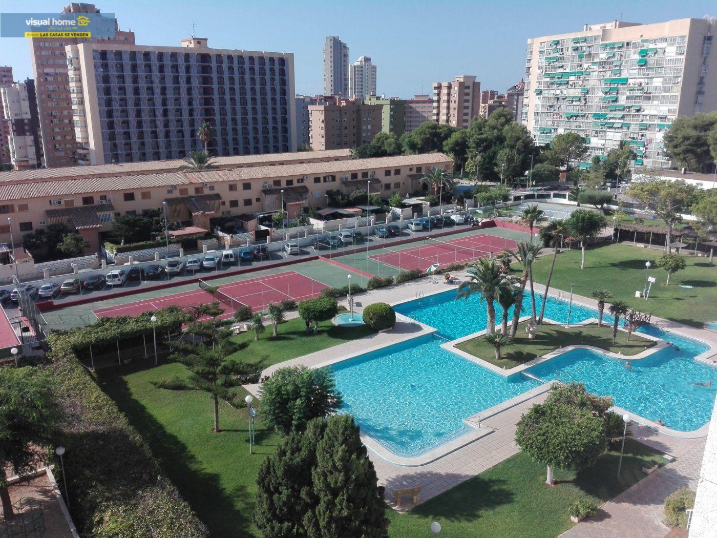 Apartamento en Benidorm zona Juzgados de 44 m²