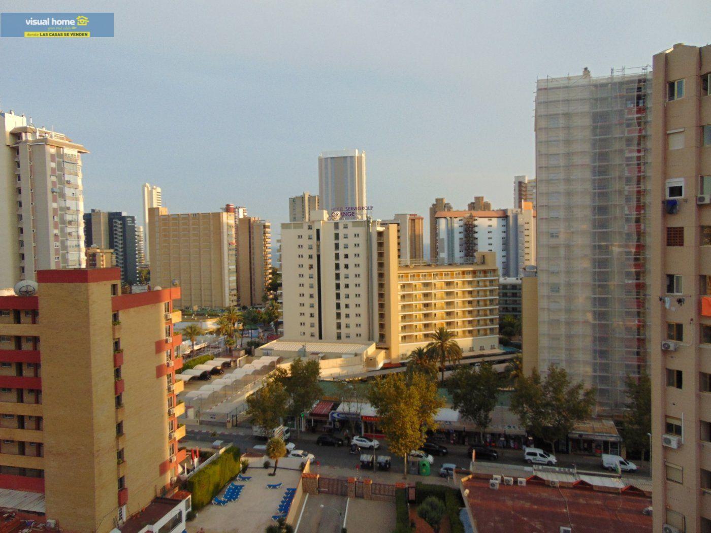 Apartamento en Benidorm zona Levante de 100 m²