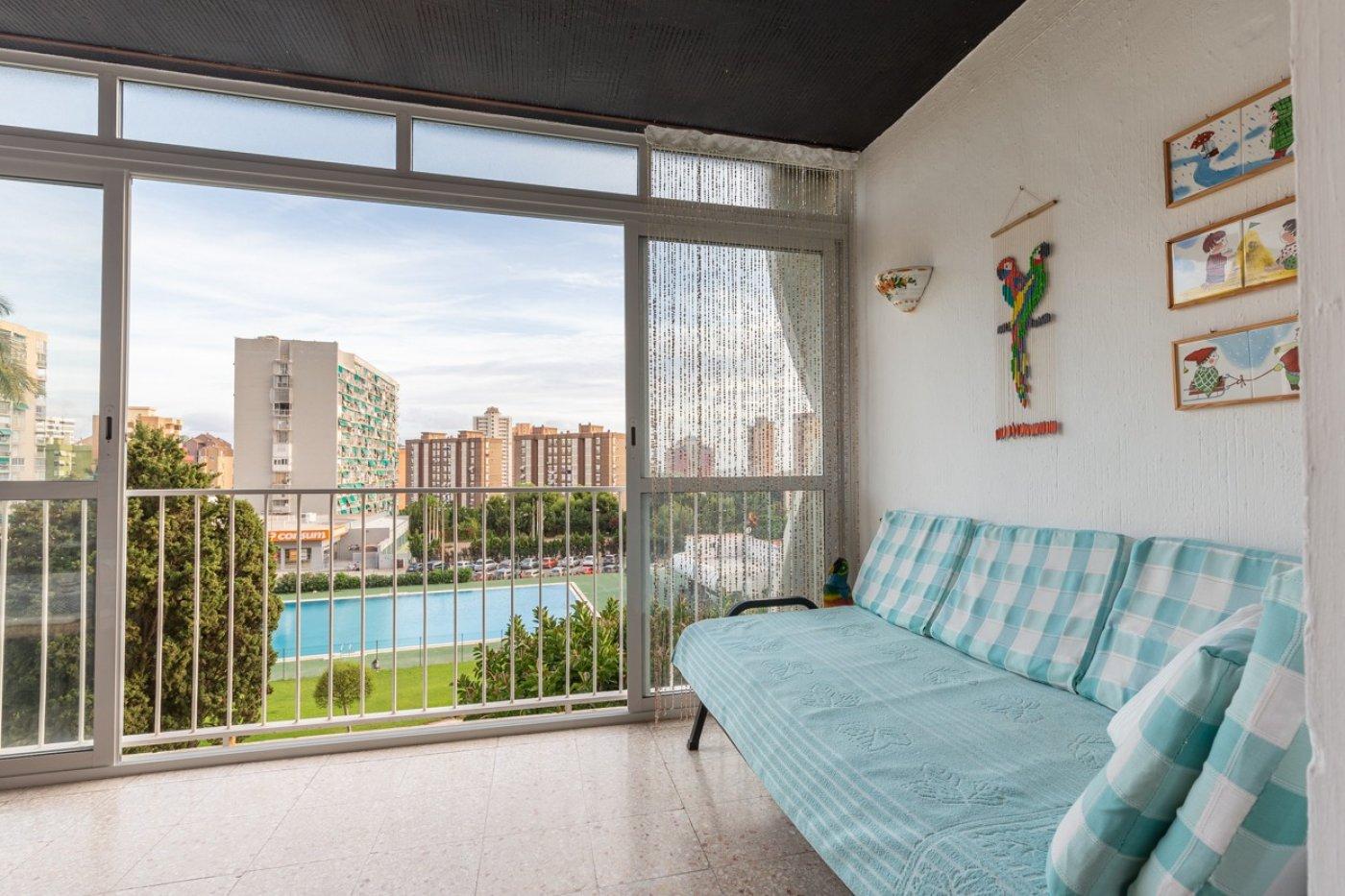 Apartamento en Benidorm zona Juzgados de 50 m²
