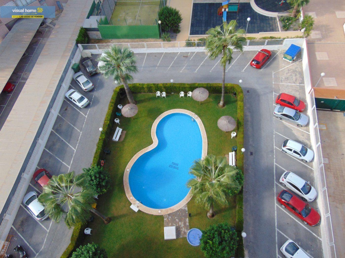 Apartamento en Benidorm zona Rincon de Loix Llano de 58 m²