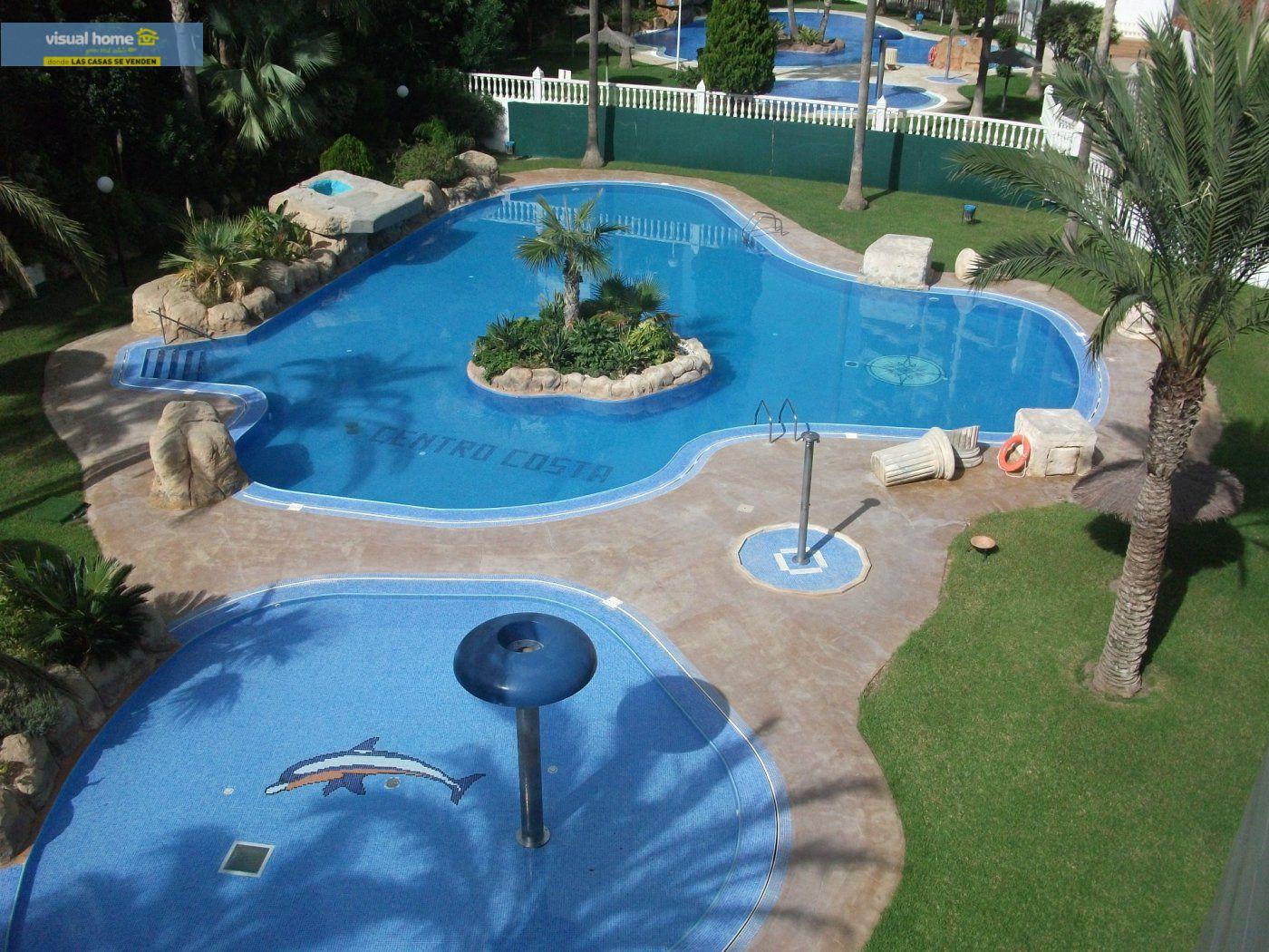Piso en Benidorm zona Cala de Villajoyosa de 102 m²