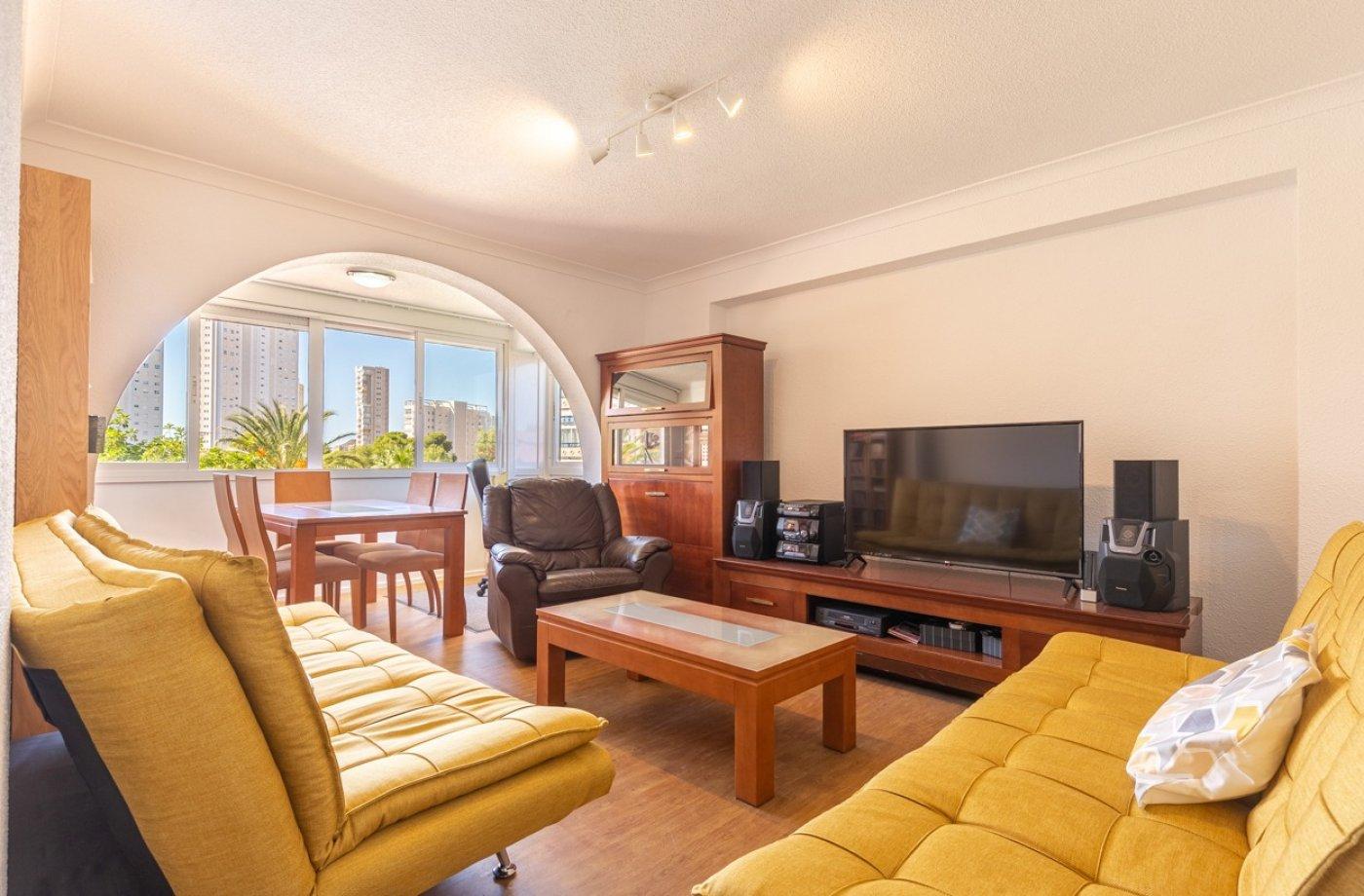 Apartamento en Benidorm zona Poniente de 57 m²