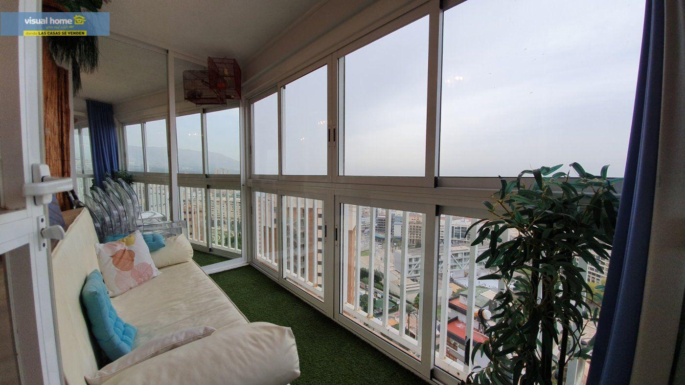 ¡¡¡IMPRESIONANTES VISTAS AL MAR!!! Apartamento de 2 dormitorios con PARKING y piscina. 9