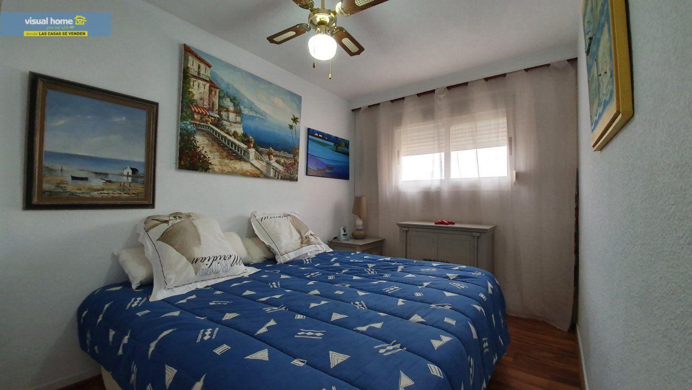 ¡¡¡IMPRESIONANTES VISTAS AL MAR!!! Apartamento de 2 dormitorios con PARKING y piscina. 16