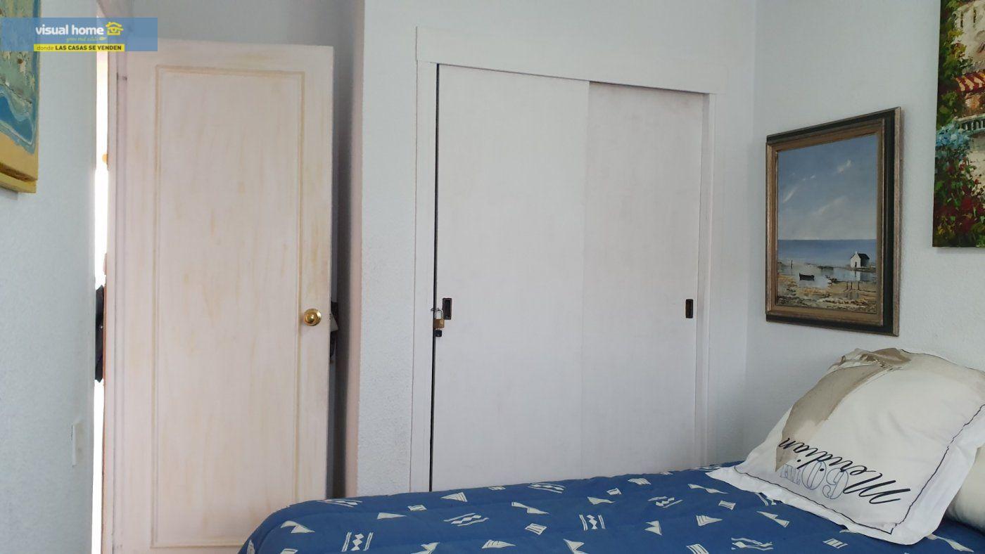 ¡¡¡IMPRESIONANTES VISTAS AL MAR!!! Apartamento de 2 dormitorios con PARKING y piscina. 17