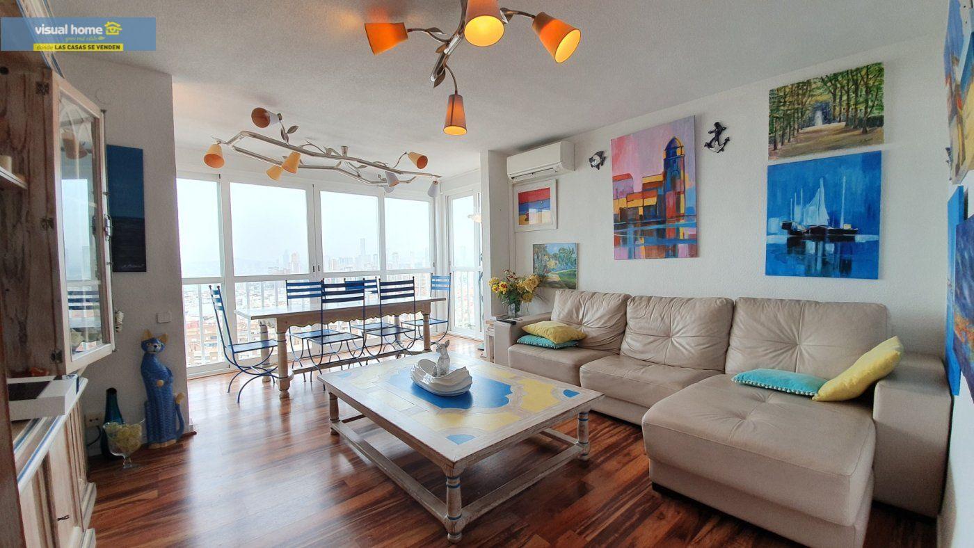 ¡¡¡IMPRESIONANTES VISTAS AL MAR!!! Apartamento de 2 dormitorios con PARKING y piscina. 1