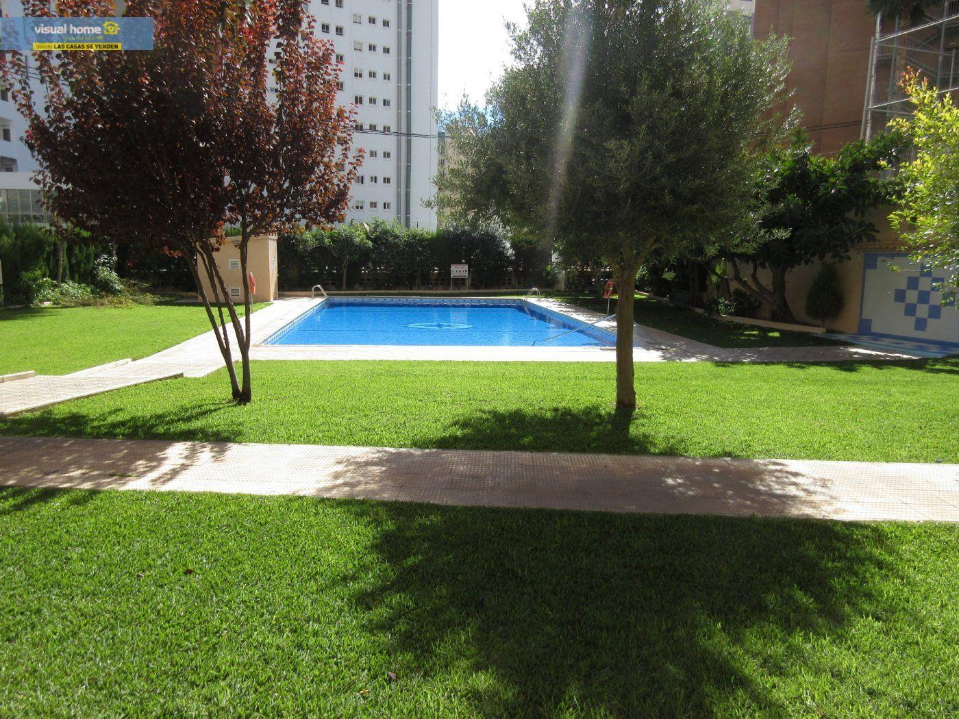 ¡¡¡IMPRESIONANTES VISTAS AL MAR!!! Apartamento de 2 dormitorios con PARKING y piscina. 21