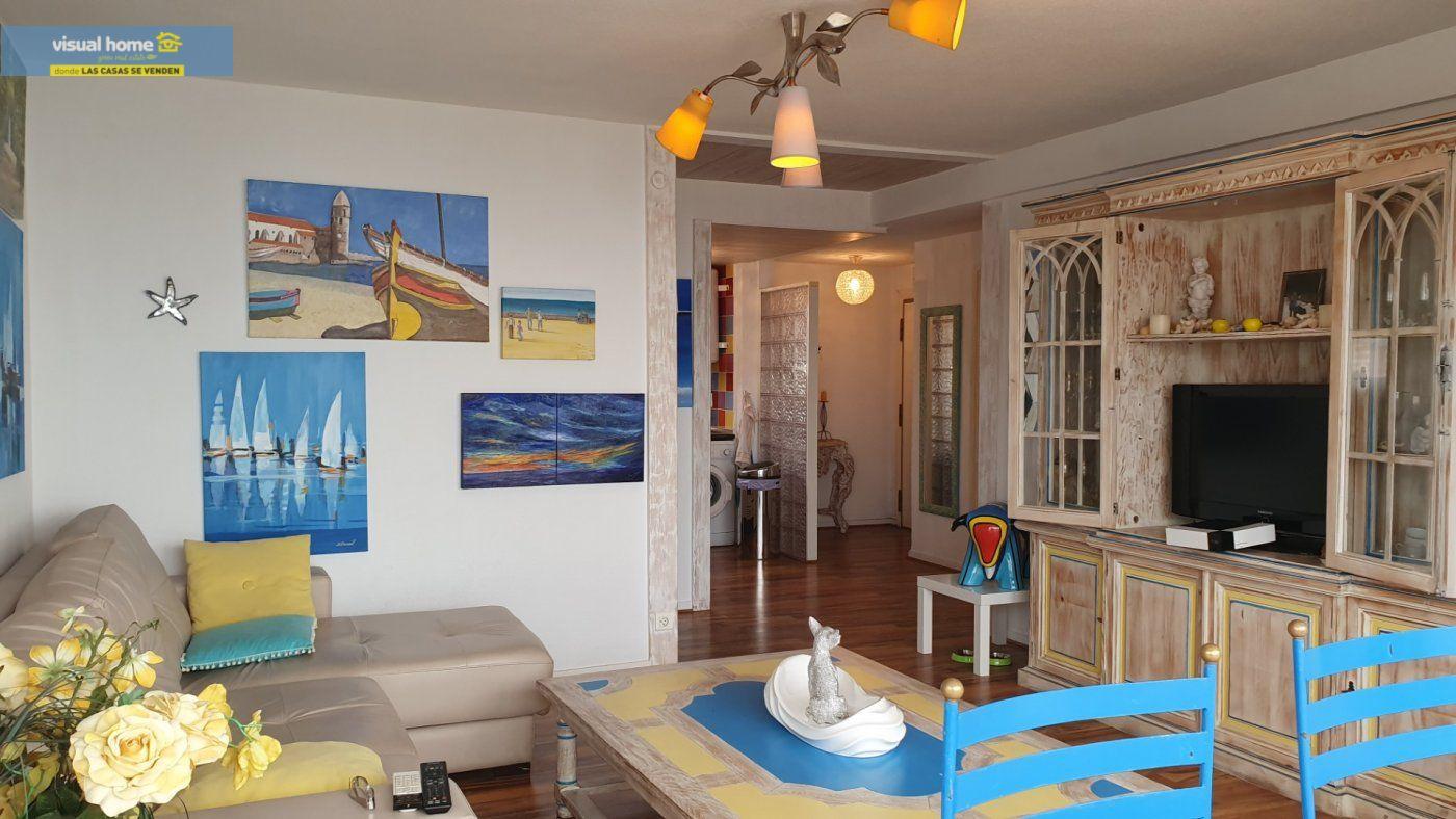 ¡¡¡IMPRESIONANTES VISTAS AL MAR!!! Apartamento de 2 dormitorios con PARKING y piscina. 5