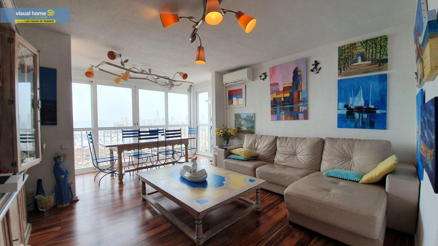 ¡¡¡IMPRESIONANTES VISTAS AL MAR!!! Apartamento de 2 dormitorios con PARKING y piscina. 6