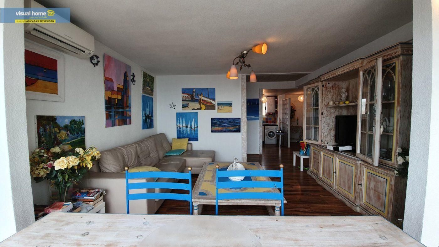 ¡¡¡IMPRESIONANTES VISTAS AL MAR!!! Apartamento de 2 dormitorios con PARKING y piscina. 7