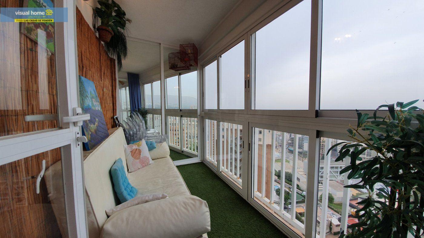 ¡¡¡IMPRESIONANTES VISTAS AL MAR!!! Apartamento de 2 dormitorios con PARKING y piscina. 8