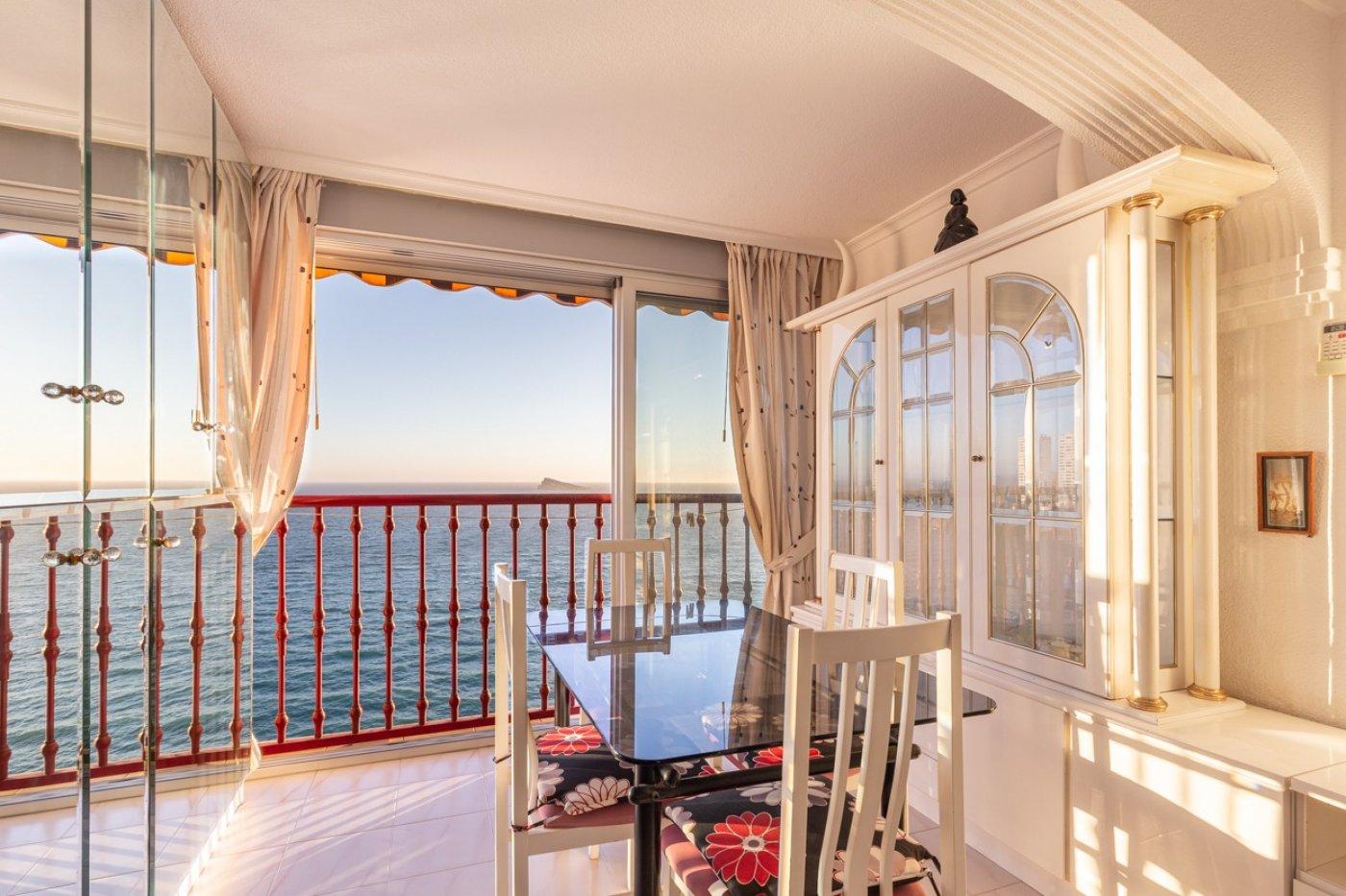 Espectacular apartamento en 1ª línea de Playa Levante  con increíbles vistas al mar 21