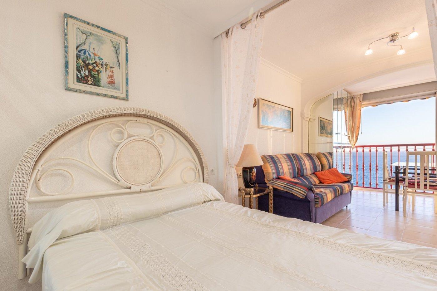 Espectacular apartamento en 1ª línea de Playa Levante  con increíbles vistas al mar 5
