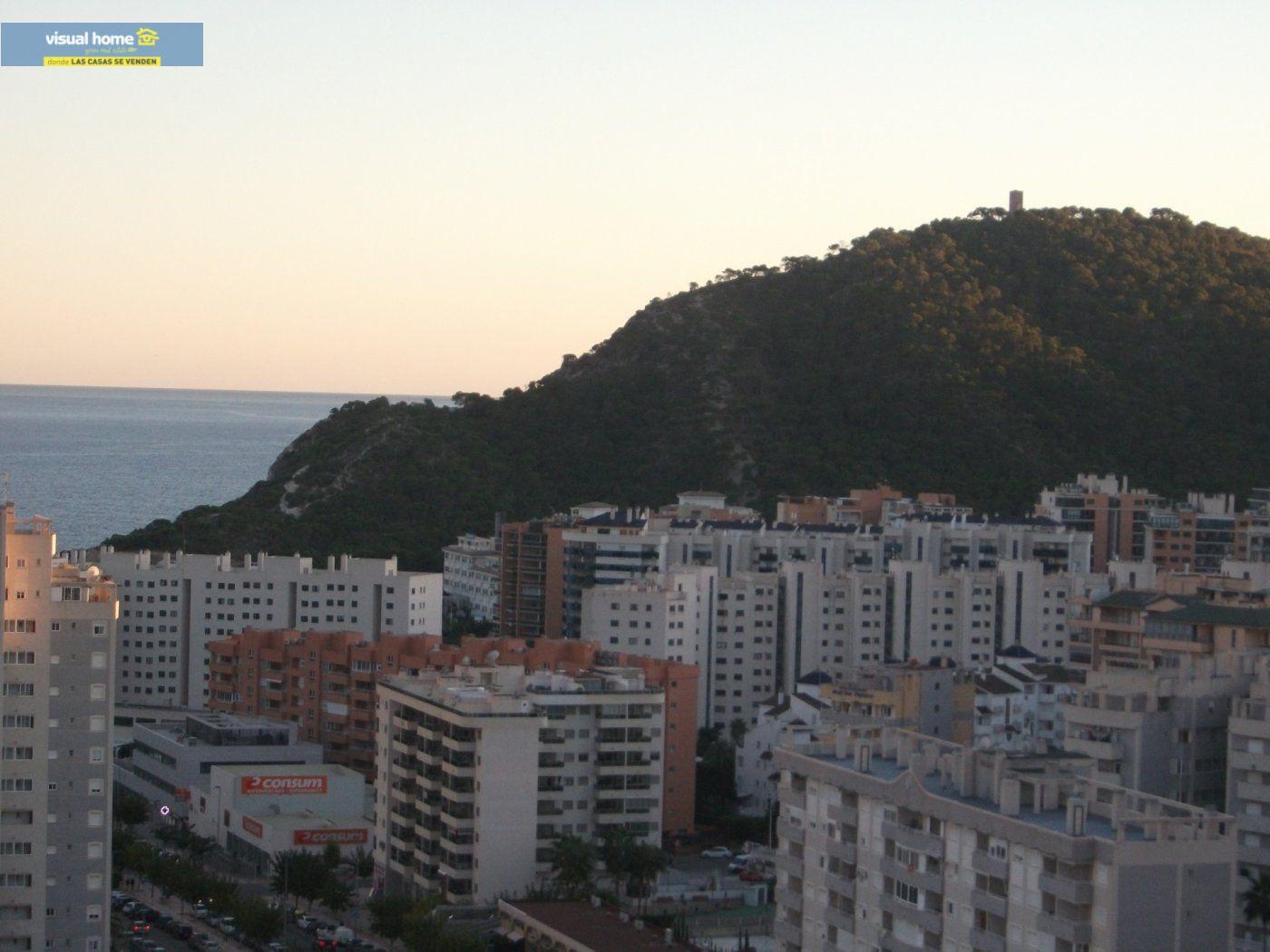 Piso en Benidorm zona Cala de Villajoyosa de 37 m²