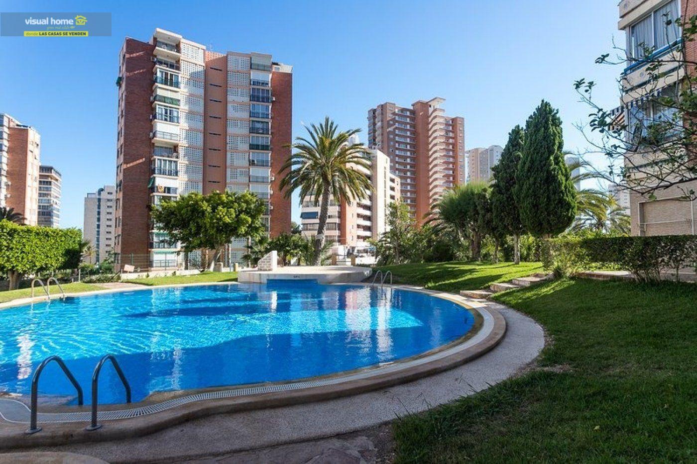 Apartamento en Benidorm zona Poniente de 60 m²