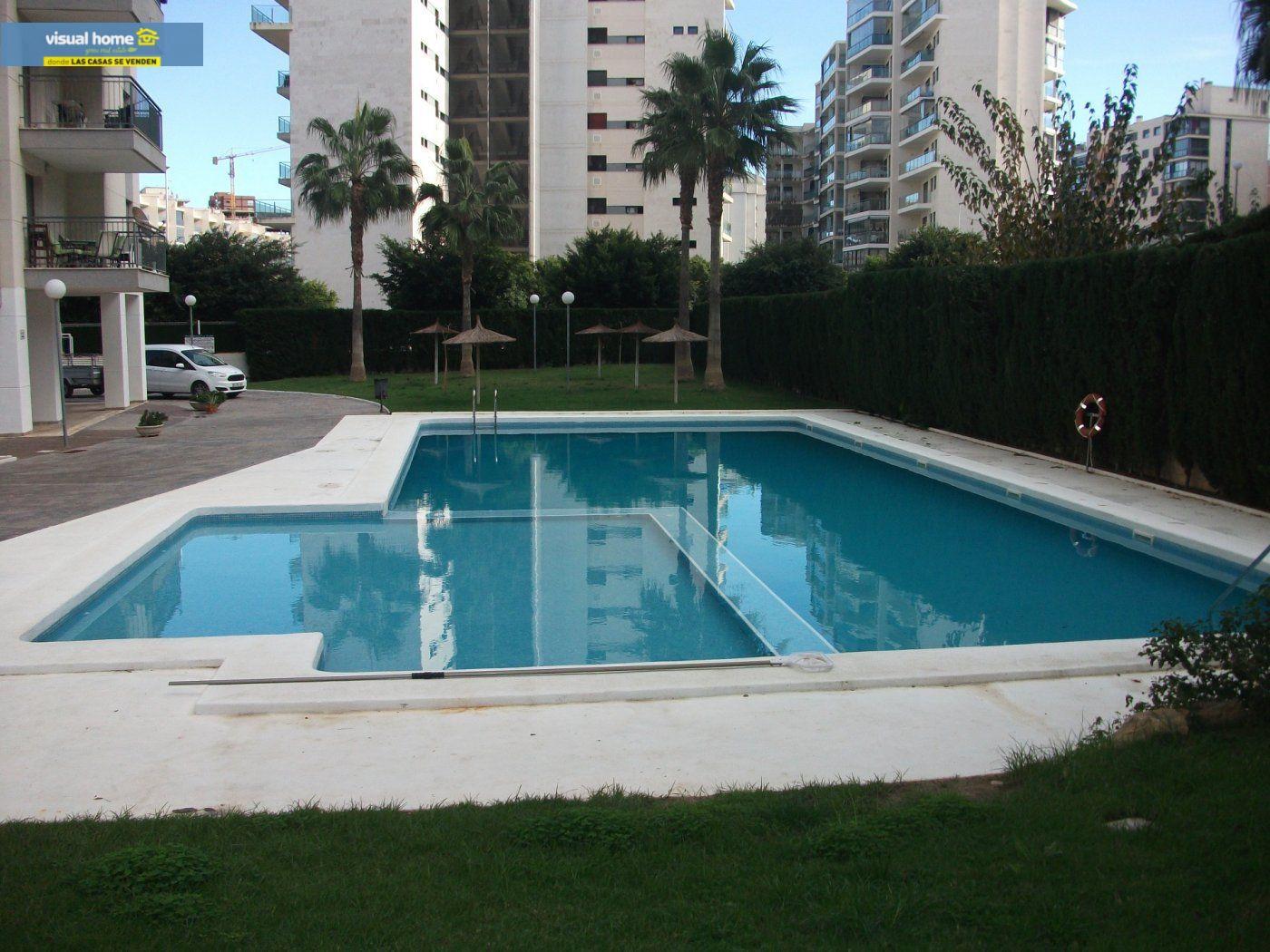 Piso en Benidorm zona Cala de Villajoyosa de 66 m²