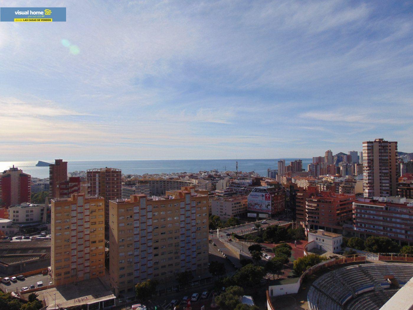 Apartamento en Benidorm zona Plaza de Toros de 60 m²