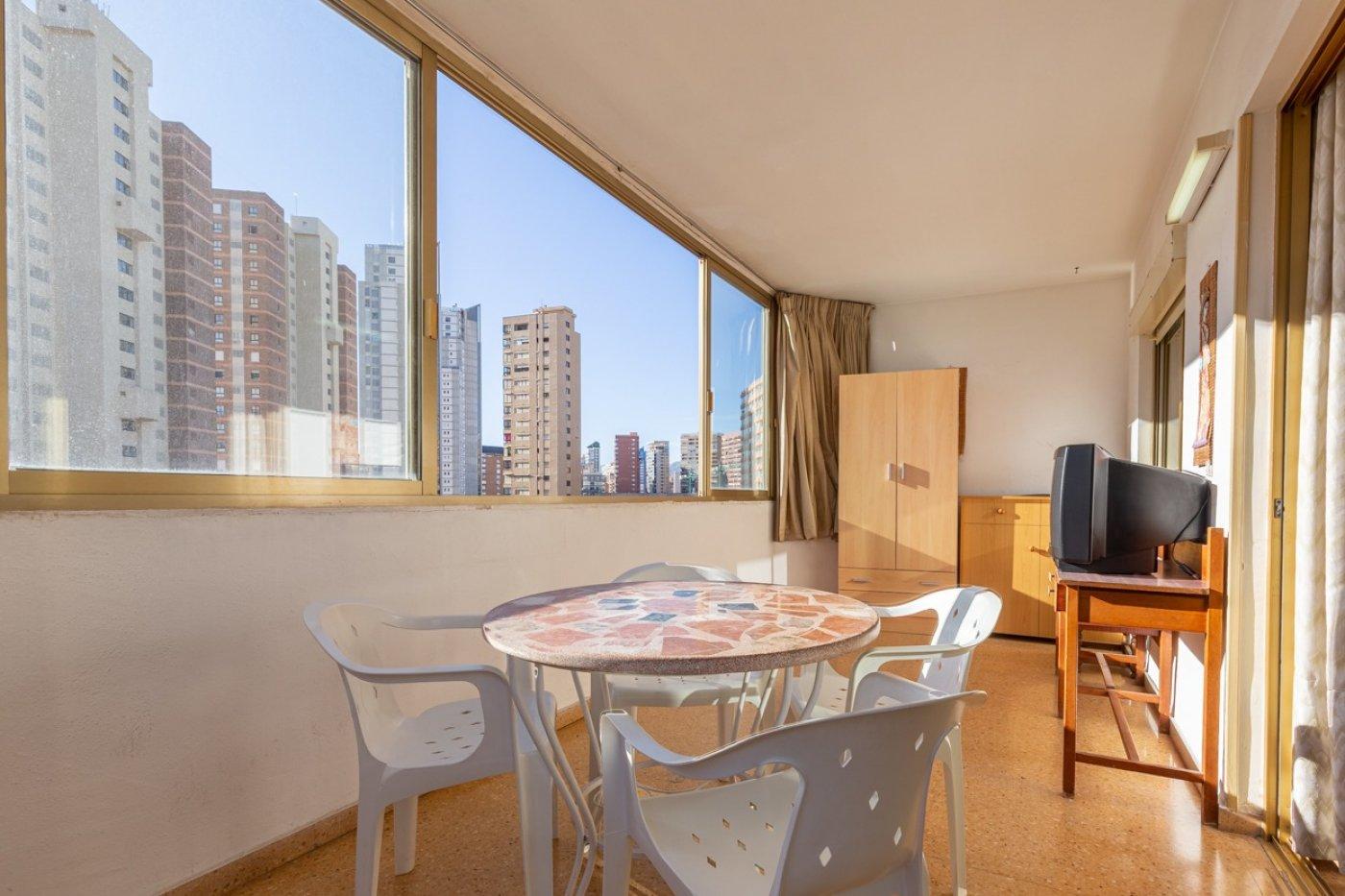 Apartamento en Benidorm zona Levante de 62 m²