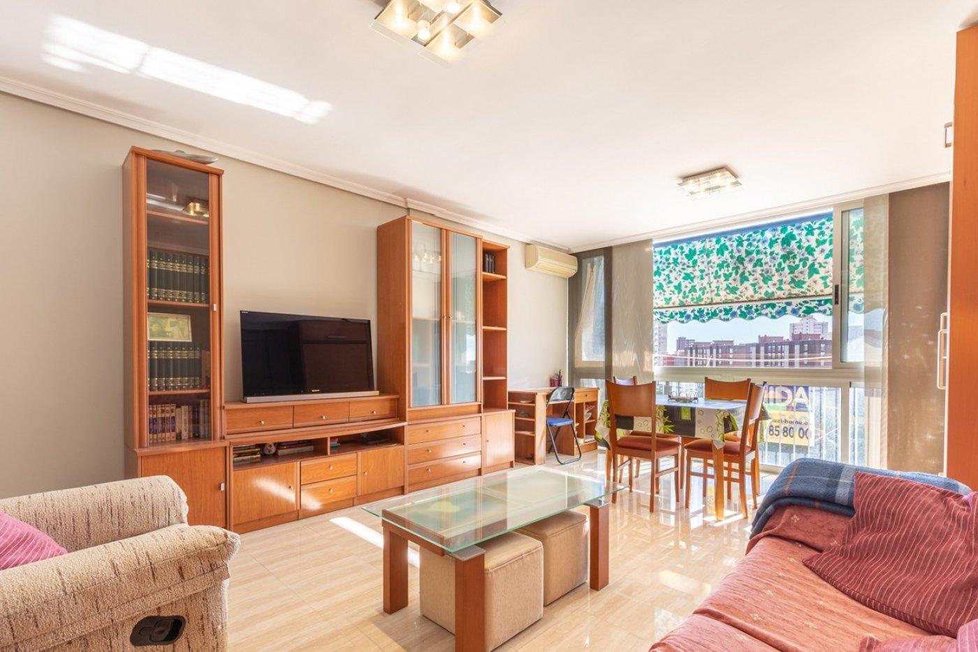 Apartamento en Benidorm zona Juzgados de 52 m²
