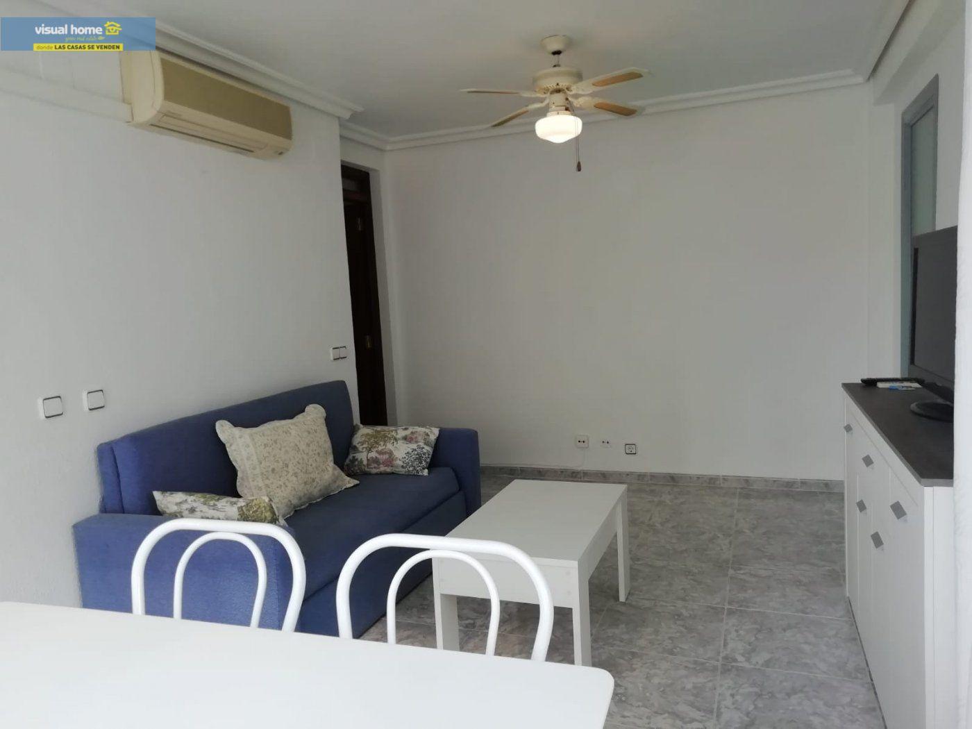 Piso en Benidorm zona Poniente de 54 m²