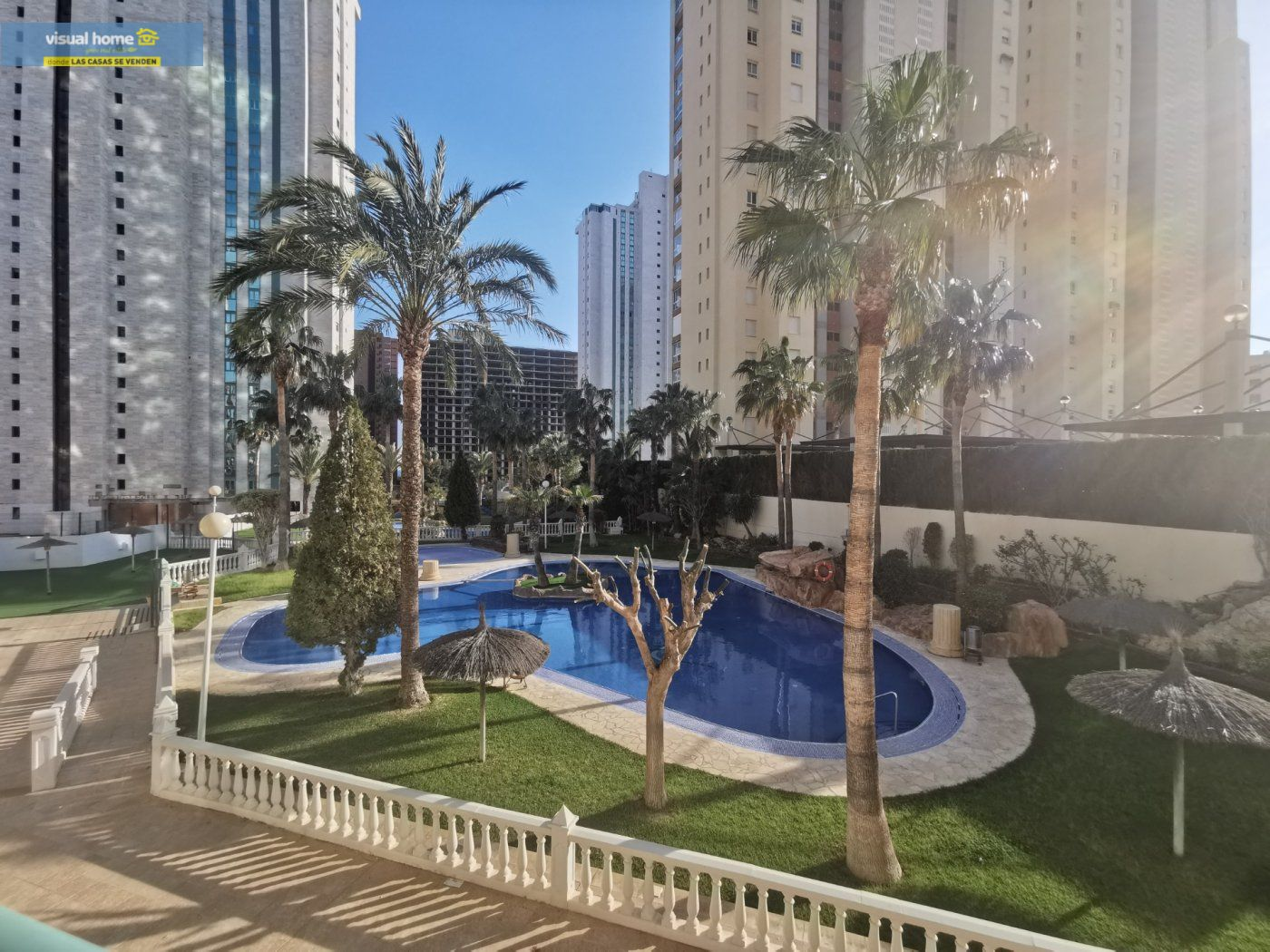 Apartamento en Benidorm zona Cala de Villajoyosa de 50 m²